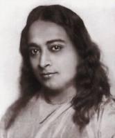 Yogananda...Indian yogi and guru who introduced many westerners to the teachings of meditation and Kriya Yoga