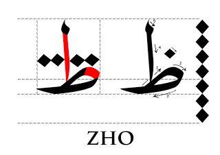 Tutoriel 5: Khat Nasakh ~ Seni Khat Warisan Islam | Calligraphie islamique