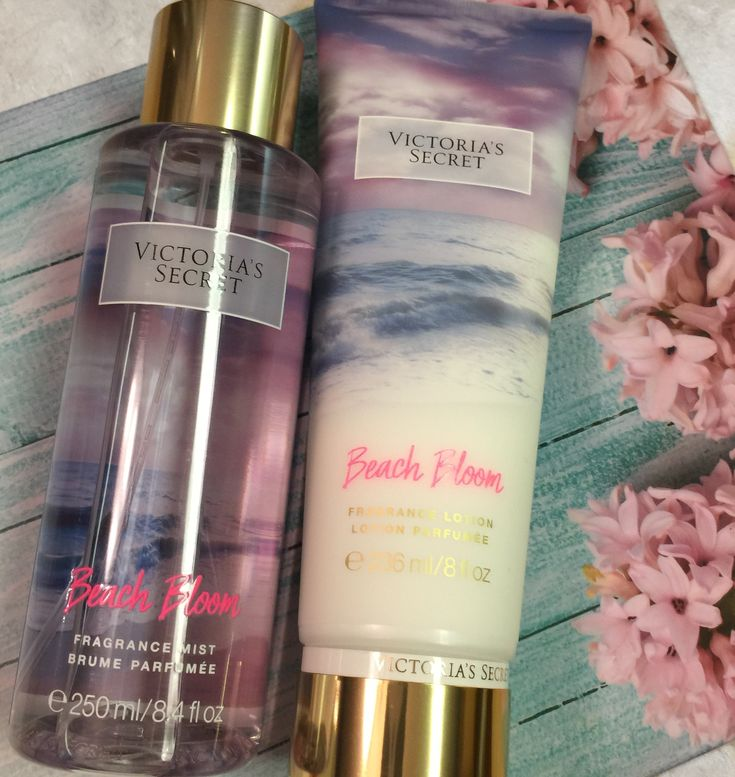 Victoria secret beach bloom
