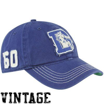 '47 Brand Denver Broncos Badger Closer Flex Hat - Royal Blue