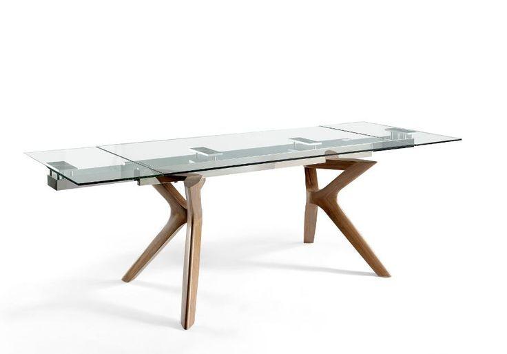 Con un estilo totalmente único y original, la nueva colección de mesas de comedor modernas y de diseño, son perfectas para hacer de tu espacio un sitio exclusivo, con materiales de primera calidad en cristal y acero.