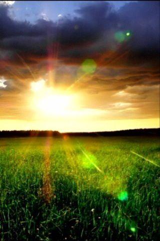Nothin' like a country sunrise <3