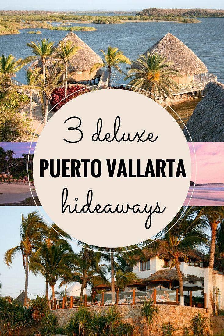 Fab beaches? Awesome birdwatching? A villa with a private pool? Check out these 3 deluxe Puerto Vallarta hideways: Imanta, Casa de Mita and Hotelito Desconocido. Read ~  http://www.sandinmysuitcase.com/puerto-vallarta-hideaways-eco-chic-uber-luxe/