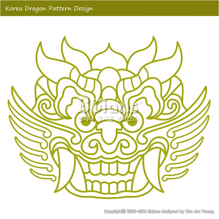 한국의 용 문양 패턴디자인. 한국 전통문양 패턴 디자인 시리즈. (BPTD010015)	 Korea Dragon Pattern Design. Korean traditional Pattern Design Series. Copyrightⓒ2000-2014 Boians.com designed by Cho Joo Young.