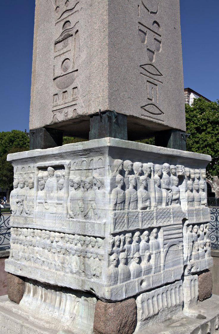 Obelisk, Sultanahmet - Istanbul