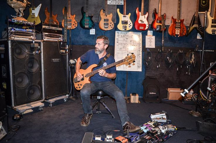 Tool's Justin Chancellor Gives an Inside Look at the Band's Next Album | Bassplayer