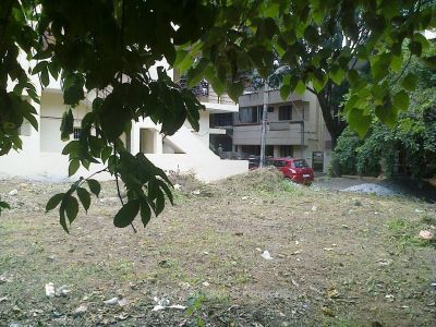 BDA Corner Site for sale at HRBR Layout, Bangalore. Sale price @ Rs. 13,500/- per sft, Call us @ 98443-35346 / 99720-35346