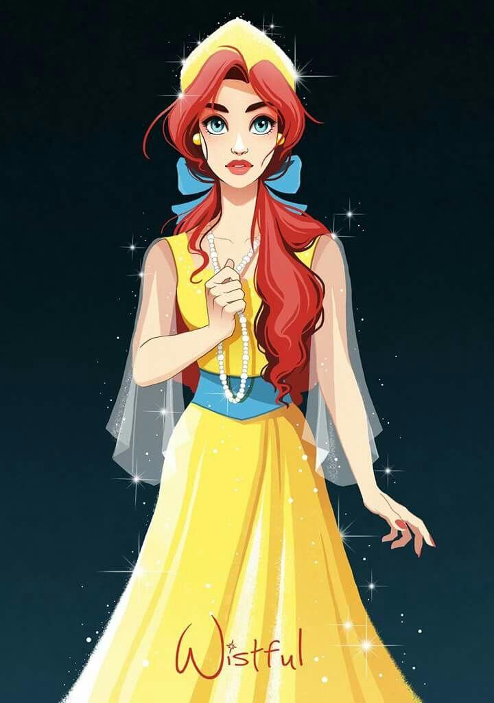 Anastasia | Disney | Disney anastasia, Disney princess art ...