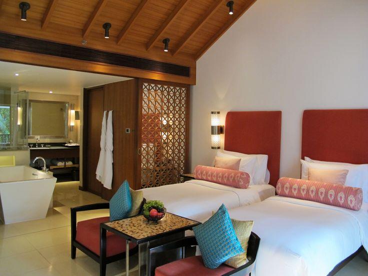 Loft Room at Alila Diwa Goa