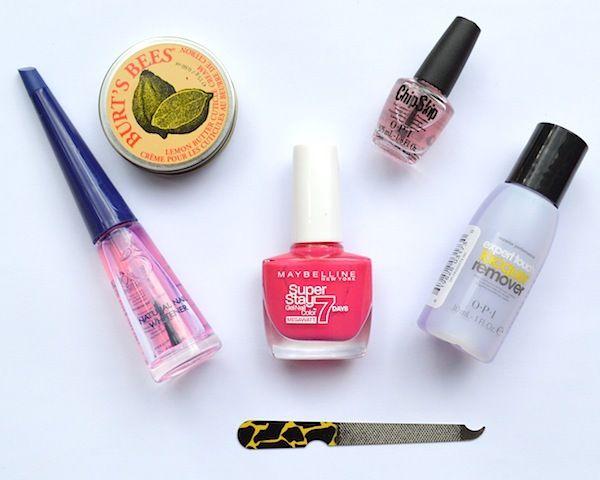 Summerproof nagels in 5 stappen - Girlscene