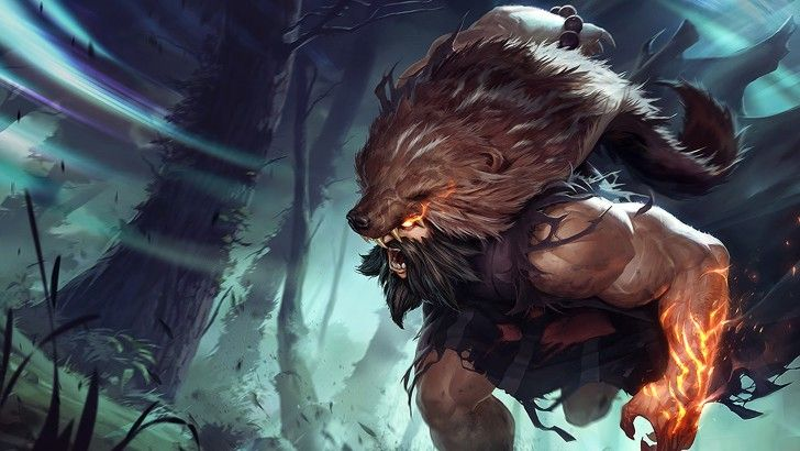 Udyr New Splash Art 1920x1080
