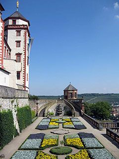 Festung Marienberg, Würzburg, Germany