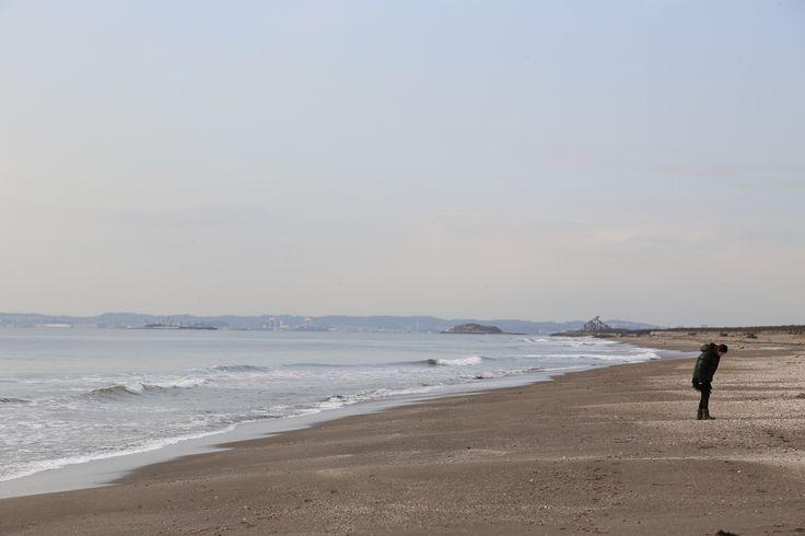 富津海岸は「布引海岸」とも