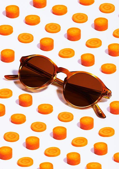 Jack sunglasses in Caramel Havana / photo by Baker  Evans
