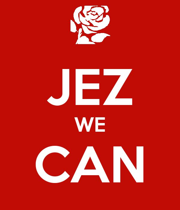 ' JEZ WE CAN ' Poster