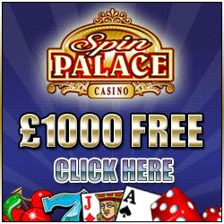 Win $1000 welcome package at spin palce casino & play 400+ online casino games at one place !