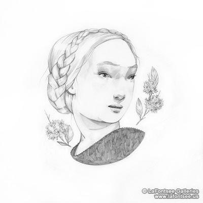 Milkweed by Rebecca Green