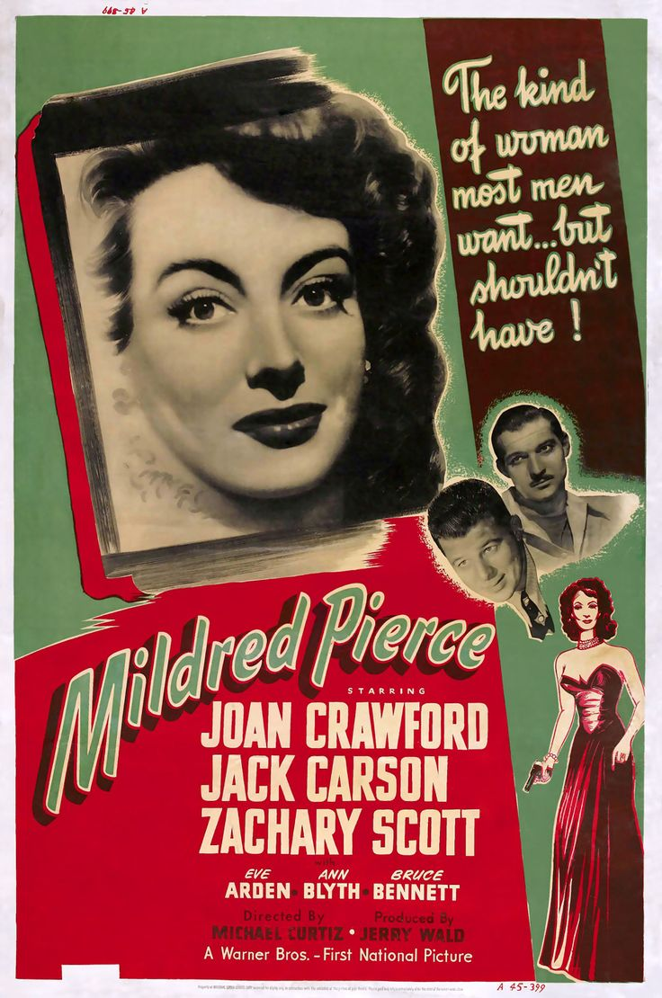 Film Noir Posters | Where Danger Lives: Film Noir Movie Posters: JOAN CRAWFORD