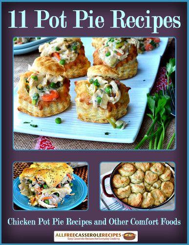 """15 Easy Potluck Recipes for a Church Supper"" Free eCookbook | AllFreeCasseroleRecipes.com"