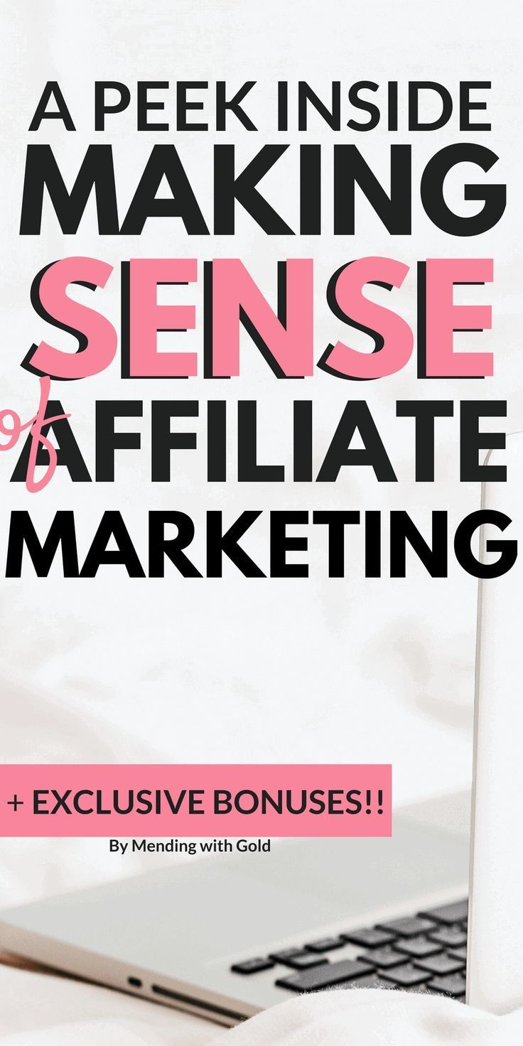 If you know Michelle Schroeder from making sense of cents website then you must have heard of her popular making sense of affiliate marketing course. Want to know what's inside about this easiest way of making money online. Click to learn and sign up for exclusive bonuses too.