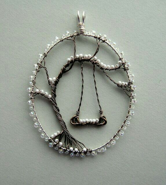 wire tree of life instructions