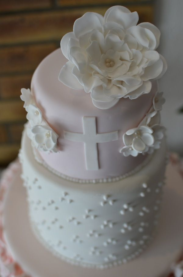24 best gâteau baptême images on pinterest | christening cakes