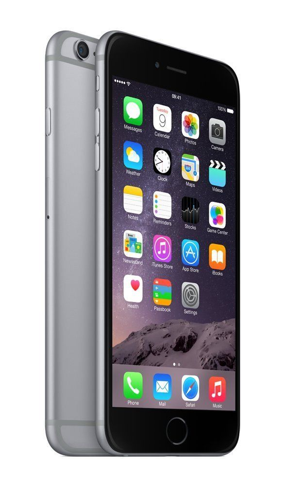 CPO Apple iPhone 6 Plus (16GB Unlocked GSM 4G LTE Phone) Includes 1 Year AppleCare