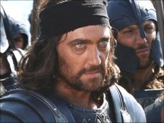 Eudoros- Troy(2004) Portrayed By Vincent Regan