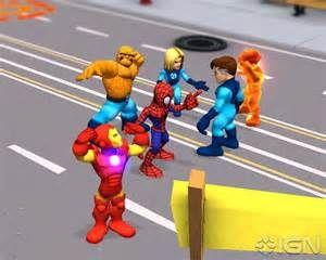 Marvel Super Hero Squad Online - Bing Images