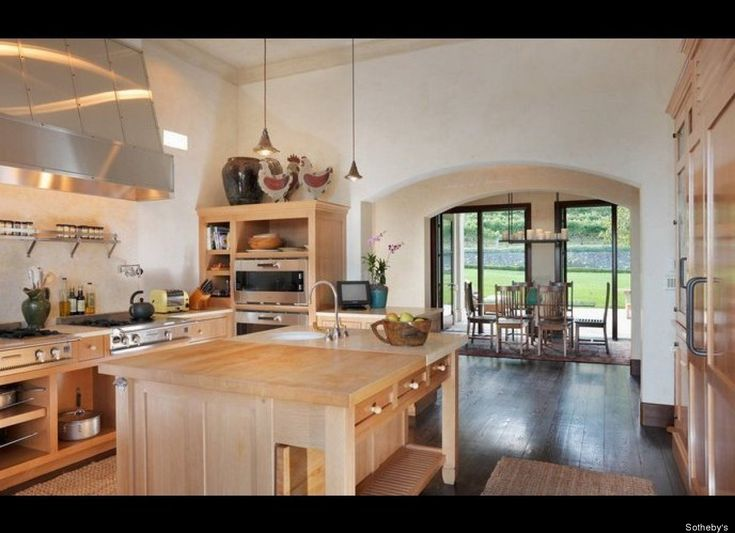 robin williams house for sale beautiful kitchen