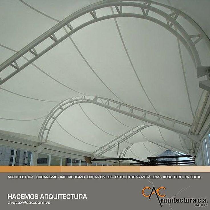 #SabíasQue las tensoestructuras son muy eficientes estructuralmente, ya se pueden cubrir grandes luces con menos materiales. #CACtips  Escríbenos a cac.comercial@gmail.com para saber más  #CAC #Arquitectura #Diseño #Tensoestructura #diseño #Montaje #Panamá #pty #decoración #construcción #architectura #desing #toldo #Táchira #Venezuela #Margarita #Falcón #tensilemembrane #tensilemembranearchitecture #tensilearchitecture #architecture #engineering #energy #facade #engineering #entry…