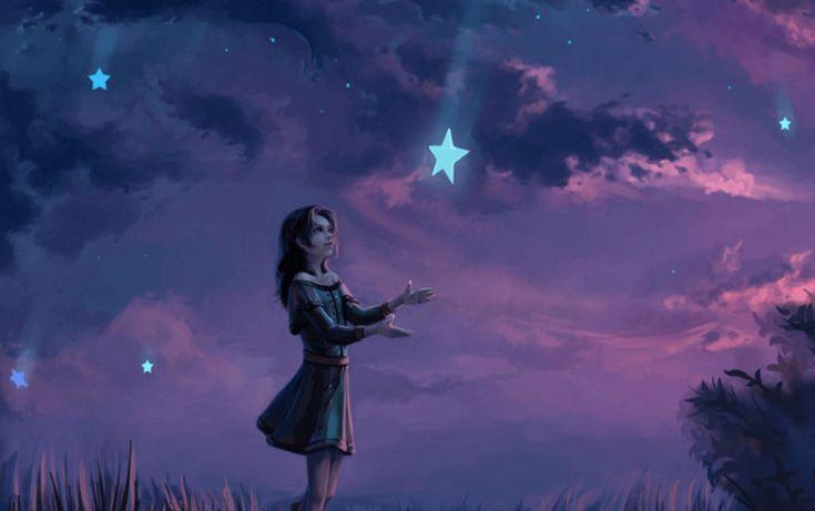 Hoje decidi ser feliz. Quero que as estrelas iluminem ocaminho que transito nessemomento da minha vida, para que tudo que chegue a mim seja bom.