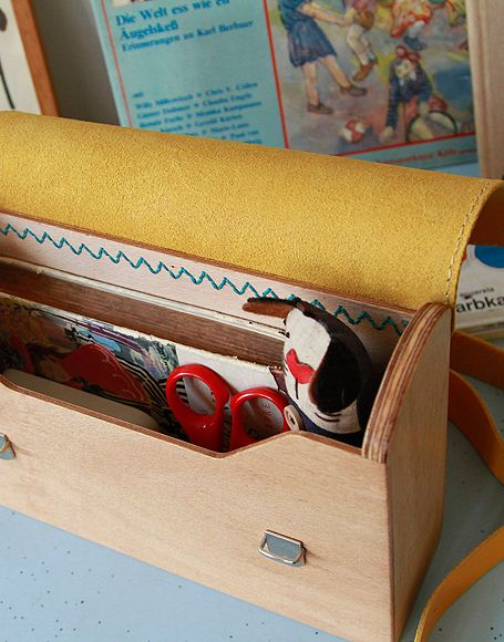 GRAV GRAV - Wooden Yellow Kids Backpack #gravgravco #backpack #kids…