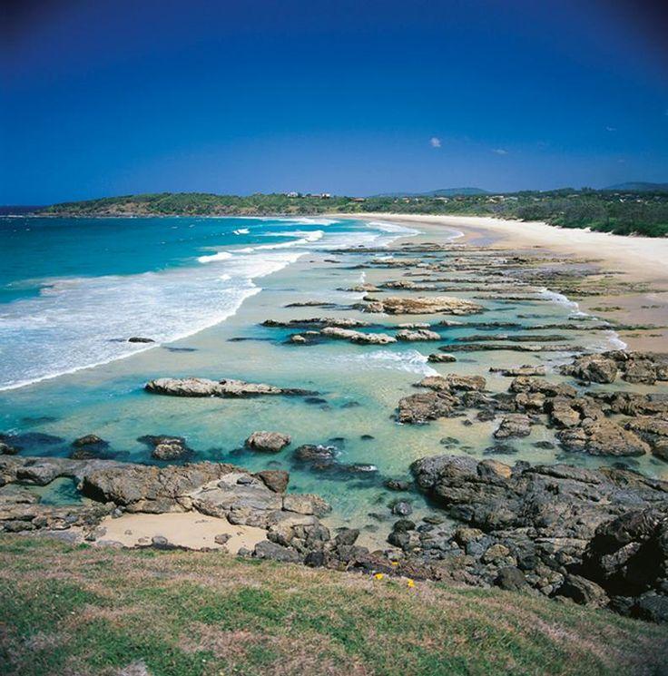 Arrawarra Beach, NSW