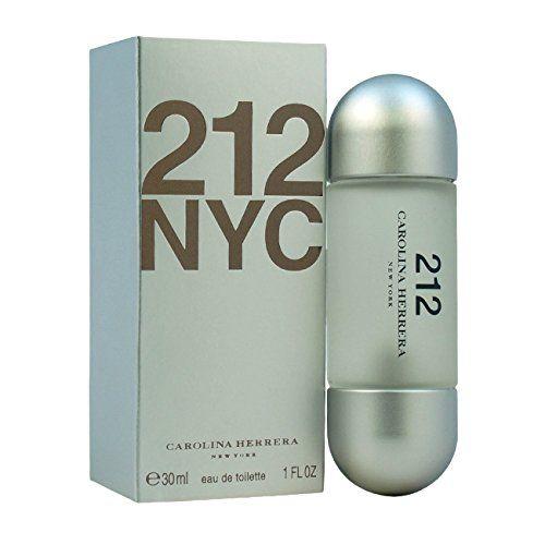 212 NYC By Carolina Herrera For Women, Eau De Toilette Spray, 1 Ounce