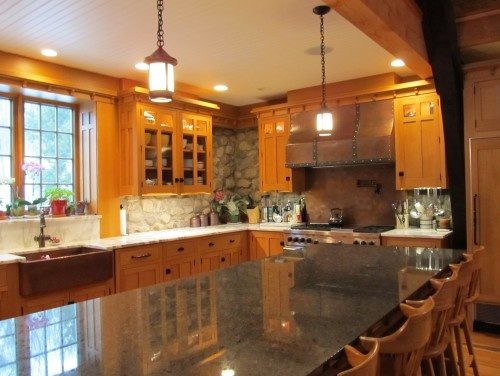 Mountain Home Kitchen In Door Beauty Pinterest Stone