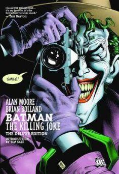 Batman - Yön ritari  Sairas huumori on ollut lepakon riesana jo vuosikymmenten ajan, mutta silti heidän yhteisen valssinsa tahti ei ole hyytynyt. Miksi Batmanin ja Jokerin välinen suhde on niin kiehtova?