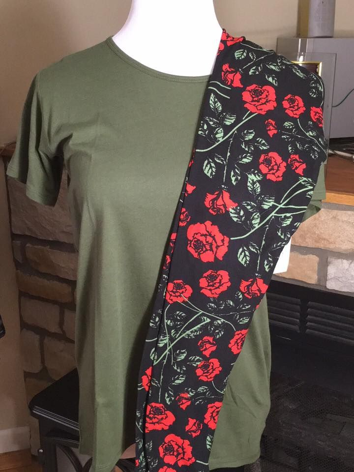 How adorable is this tween set? Size 14 Gracie with tween rose leggings. GORGEOUS! available at LuLaRoe Darla Jones on Facebook. Join us now for amazing customer service, great giveaways and great style.