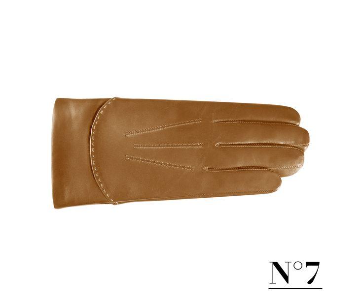 Man Glove N°7 Caramel