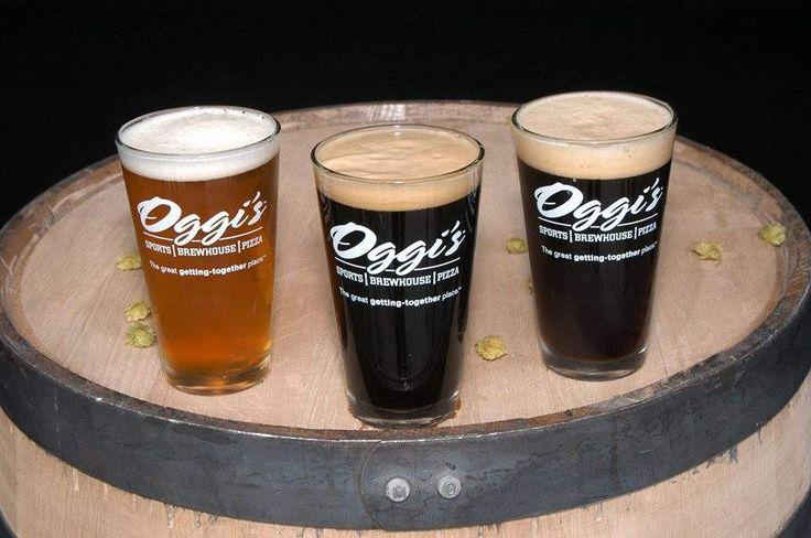 Oggi's brewing company Key Beers: Black Magic Stout, Hop Juice Double IPA