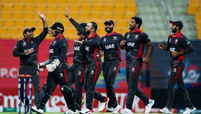 2020 T20 World Cup Qualifier Resilient Uae Keeping Their Hopes Alive Despite The Chaos World Cup Qualifiers World Cup World