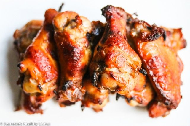 Chicken Wings Sweet Baked, Chicken Recipes, Wings Recipe, Chicken Wing ...