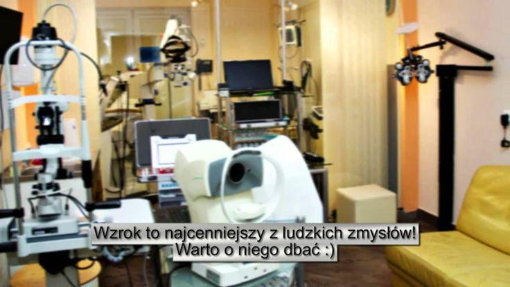 Gabinety okulistyczne w Choszcznie i Międzyrzeczu