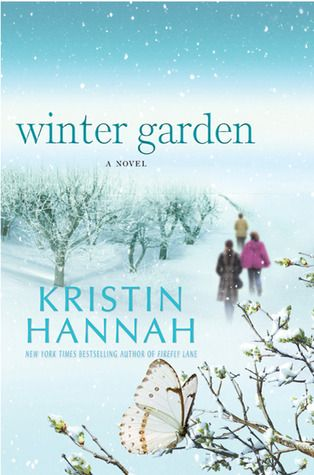Winter Garden by Kristin Hannah i've read quite a few of Kristin Hannah's books and i always seem to really enjoy them. i'd say this book (and most of her others) would get 4 1/2 stars. it's a good easy read that kept me interested and curious through the whole story.