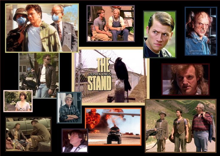 End of the World Addiction Exhibit N: Stephen King's The Stand (TV-Mini Series)
