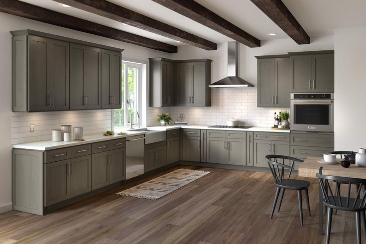 Cabinet Sample Hampton Pewter Cabinets To Go Kitchen Cabinet Styles Cabinets And Countertops