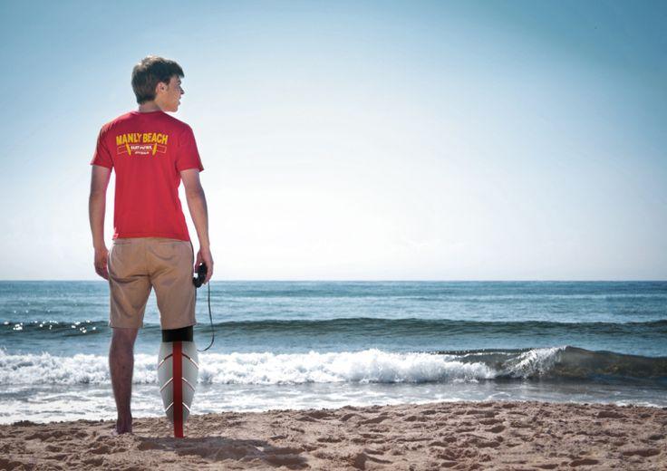 Murr-ma - Amphibious Prosthetic - Fashioning Technology