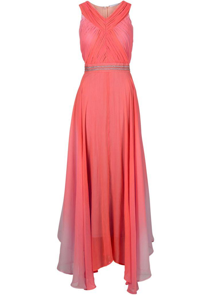 Maxi-jurk koraal - BODYFLIRT nu in de onlineshop van bonprix.nl vanaf ? 33.99 bestellen. Modieuze maxi-jurk van het merk BODYFLIRT met mooi kleurverloop en ...