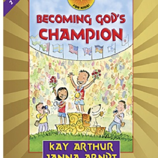 Great Bible study for kids!