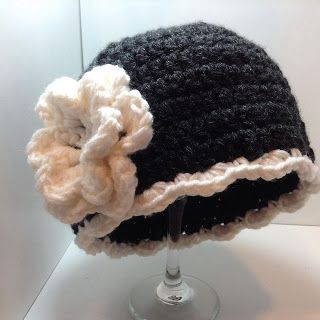 The Coley hat. Link to the FREE crochet hat pattern.